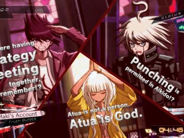 Danganronpa V3: Gift Giving Guide | Favorite Gifts For Every Character