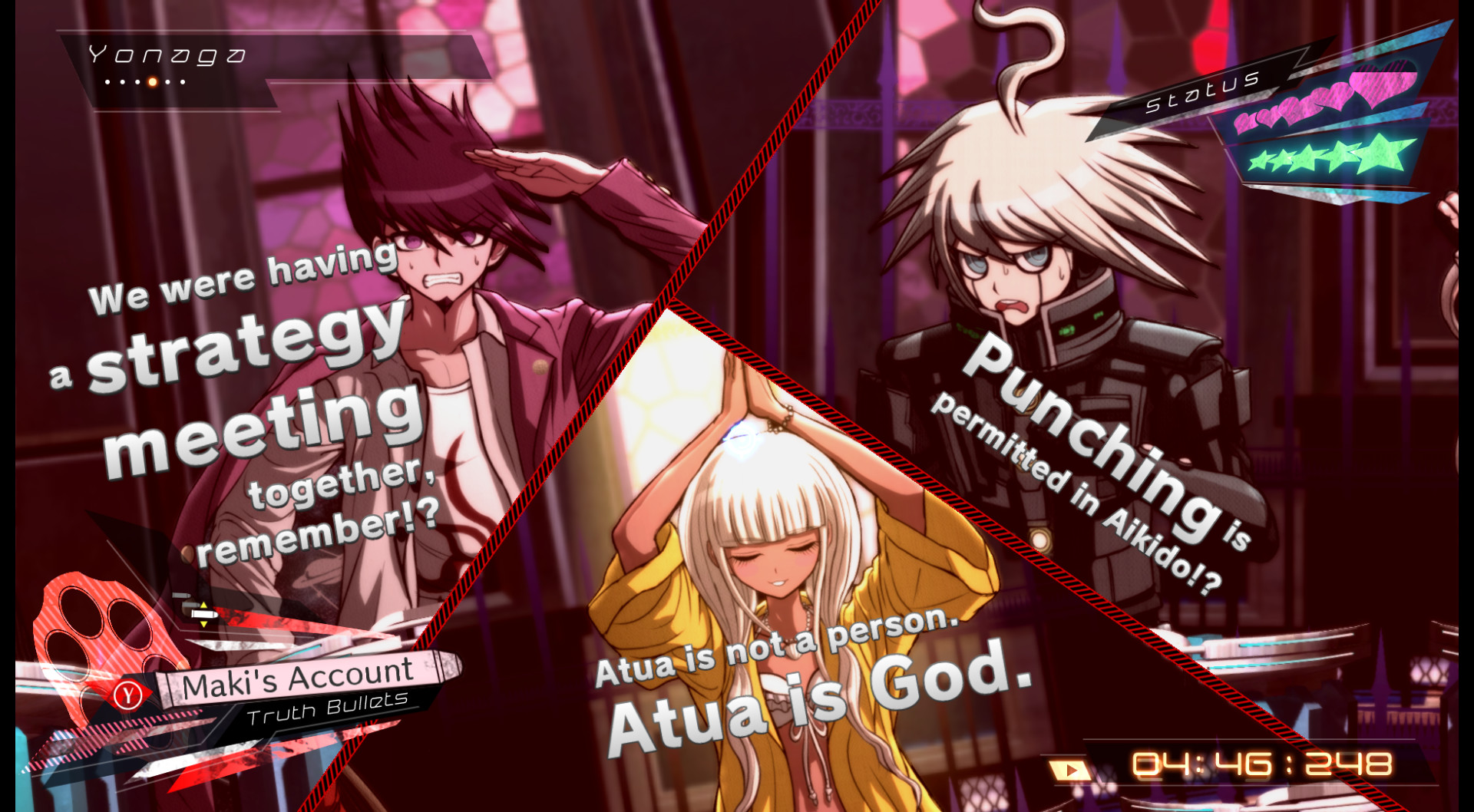 Danganronpa V3 How To Unlock Bonus Skills Max Hangout Perks Guide Gameranx If your manga/comic is illustrated with crazy insane amount of details, then sturdy, steady, and simple panels will help to hold your content in place. danganronpa v3 how to unlock bonus