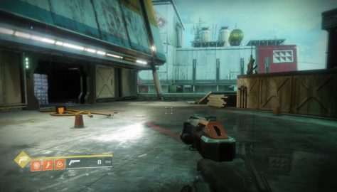 Destiny 2: All Scannable Objects Locations Guide | Titan