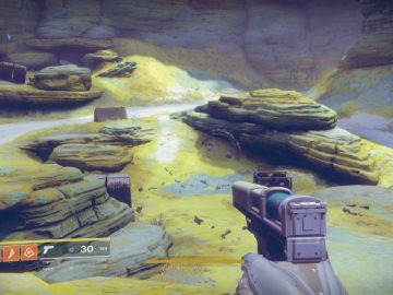 Destiny 2: All Scannable Objects Locations Guide | Io