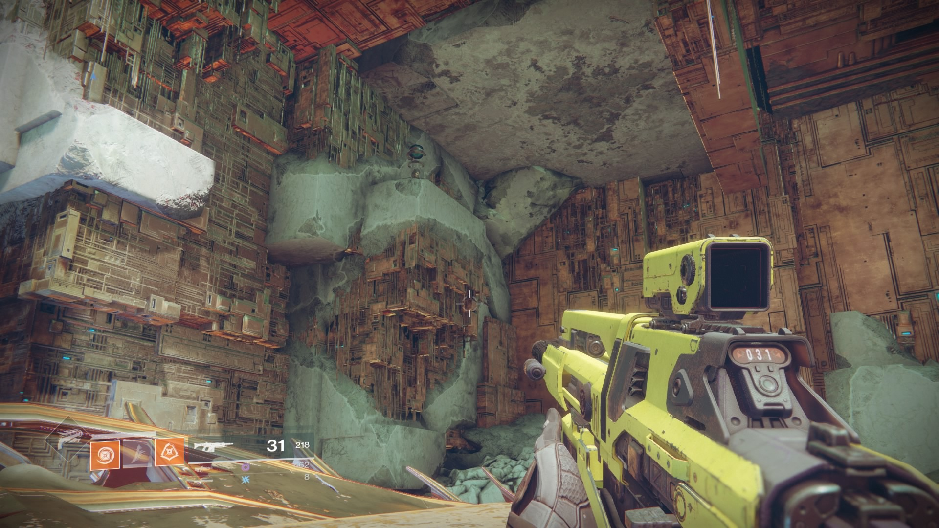 Destiny 2: All Lost Sectors Dungeon Locations Guide | Nessus - Gameranx