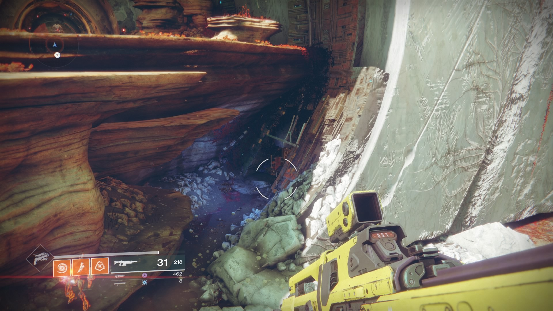 Destiny 2: All Scannable Objects Locations Guide | Nessus - Gameranx