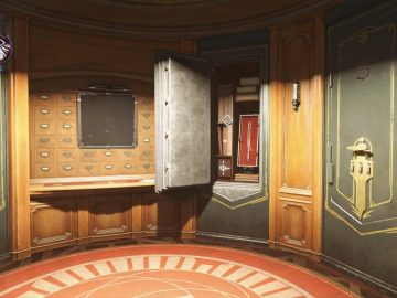 Dishonored: Death of the Outsider – How To Solve The Bank Job Vault Puzzle