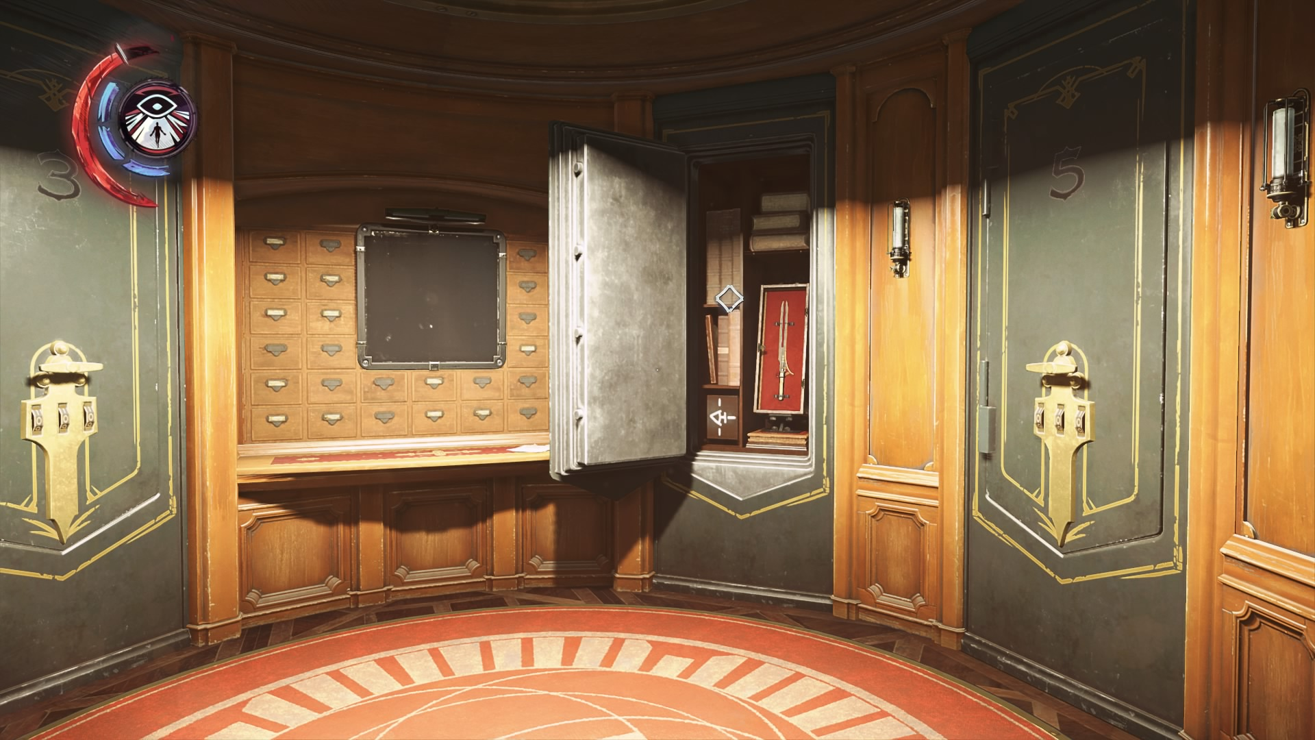 Dishonored: Death of the Outsider - How To Solve The Bank Job Vault ...