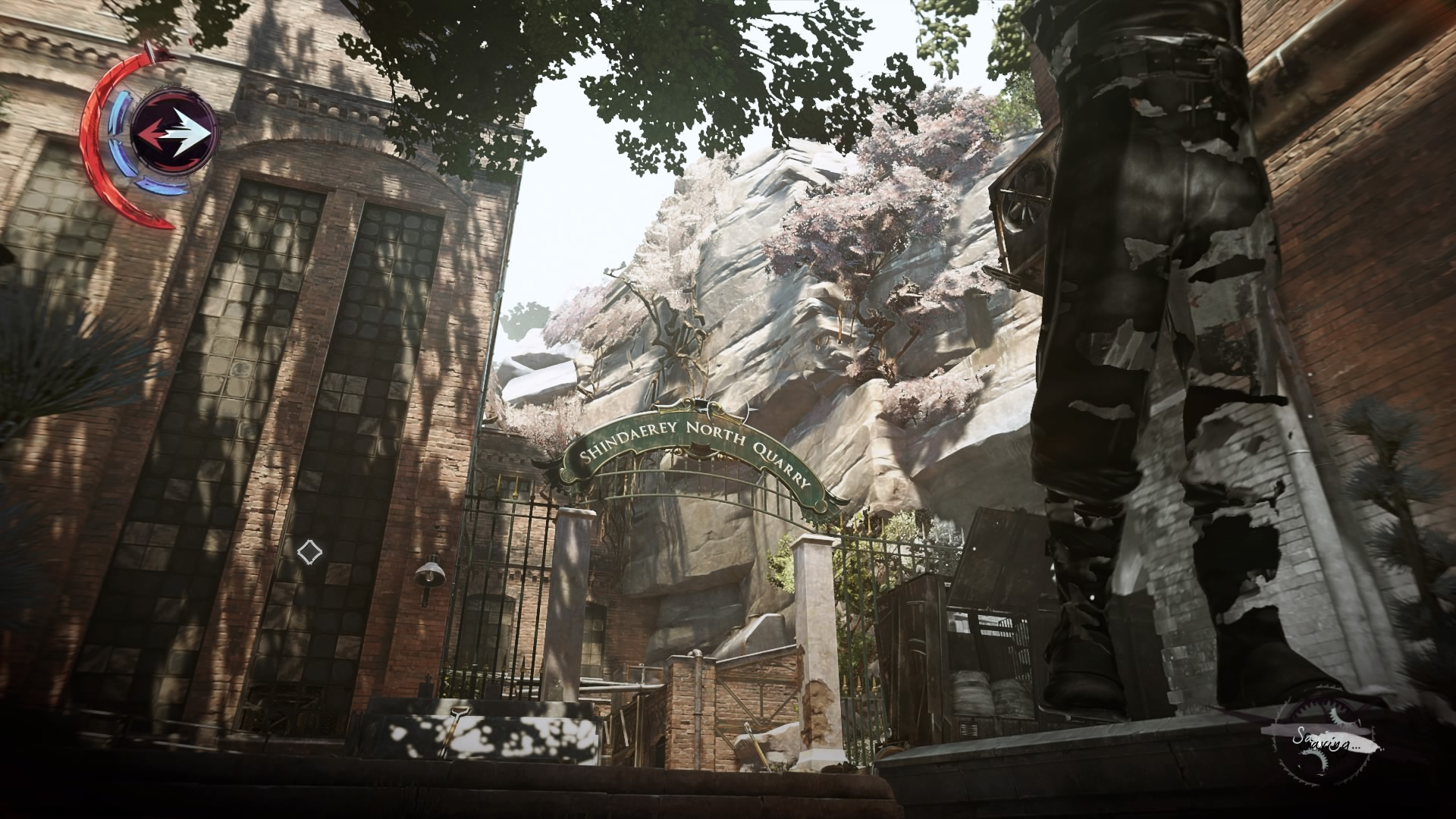Dishonored Death Of The Outsider Low Chaos Walkthrough Mission