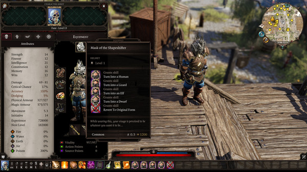 Divinity: Original Sin 2 - All Skill Book Combinations