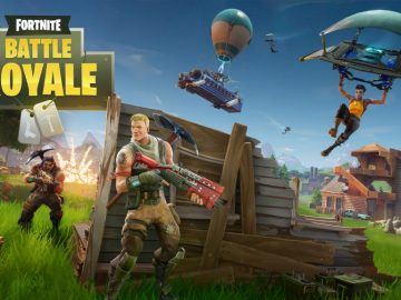 Fortnite's Battle Royale Mode Will Be F2P For All Consoles