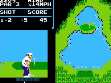 Nintendo Switch: You Can Play NES Golf With This Fun Tribute To Iwata