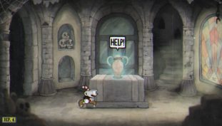Cuphead: How To Complete Mausoleums | Boss Guide