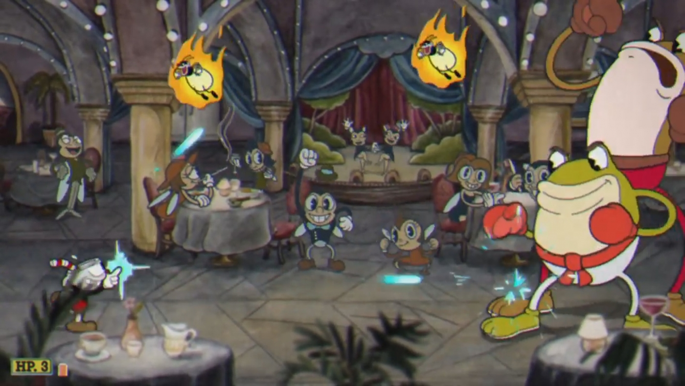 Cuphead: How To Defeat Clip Joint Calamity | Boss Guides