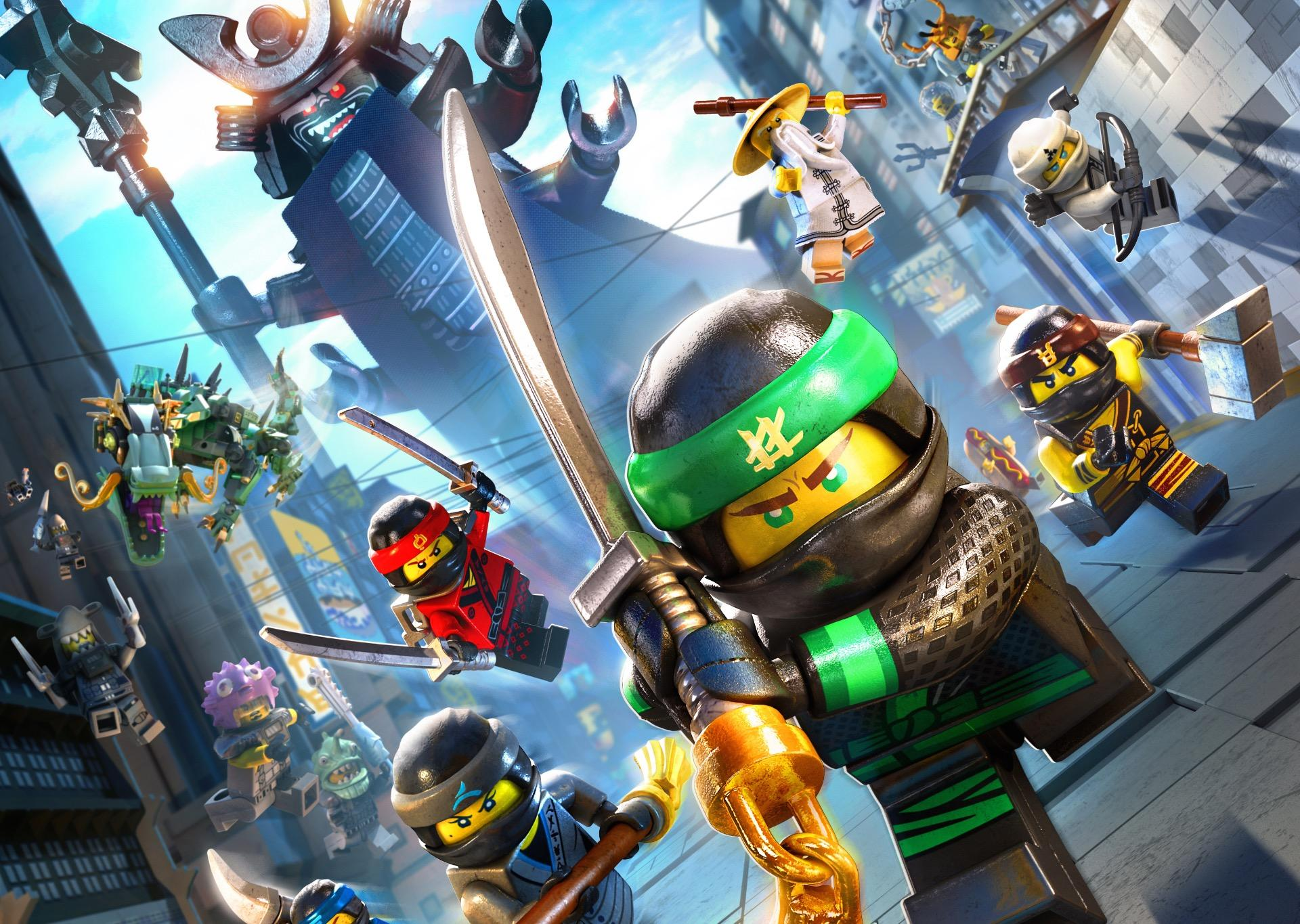 Lego Ninjago Movie Video Game The Complete Cheat Codes List Gameranx