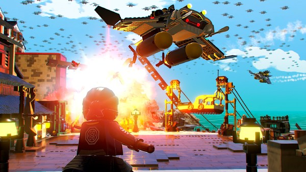 LEGO Ninjago Movie Video Game: Make Races Super Easy With This Trick