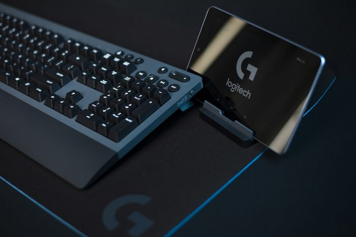 Logitech G613 Wireless Mechanical Gaming Keyboard and G603 Wireless