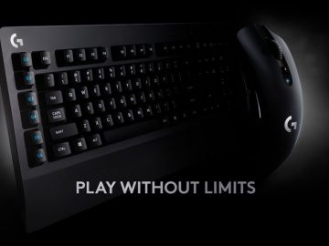 Logitech G613 Wireless Mechanical Gaming Keyboard and G603 Wireless Gaming Mouse Review
