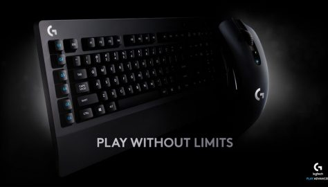 Logitech G_Play Without Limits