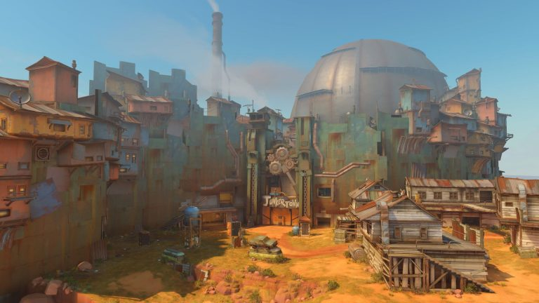 Overwatch's Latest Map Is Now Available On All Platforms