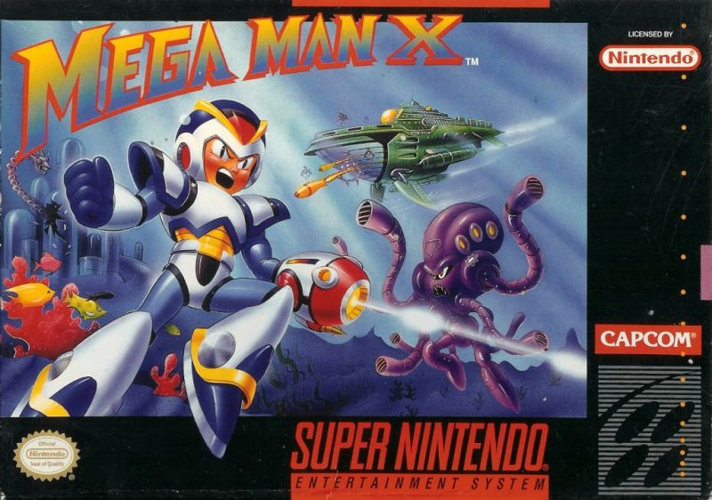 SNES Classic: Mega Man X – How To Get All Upgrades (& Ryu's Hadoken)   Locations Guide