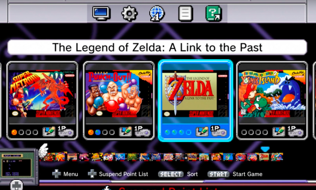 SNES Classic: How To Use The Save States Feature   Beginner's Guide