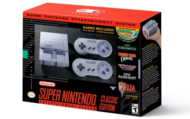 SNES Classic Edition is Selling Like Hotcakes