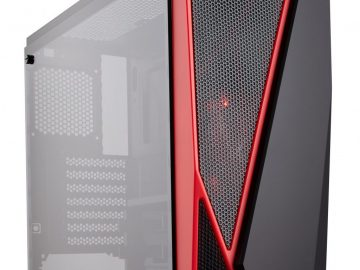 Corsair Carbide SPEC-04 Tempered Glass Mid-Tower Gaming Case Review