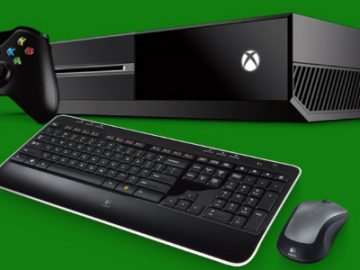 Xbox One Mouse and Keyboard Support 'Still Coming'