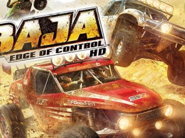Baja: Edge of Control HD is Out Now, Prepare For Remastered Off-Road Finesse