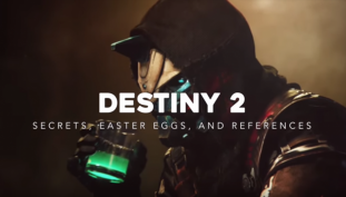 Destiny 2: Top 10 Secrets & Easter Eggs