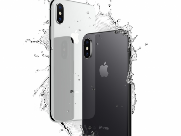 Double Whammy: Apple Reveals iPhone 8 & iPhone X