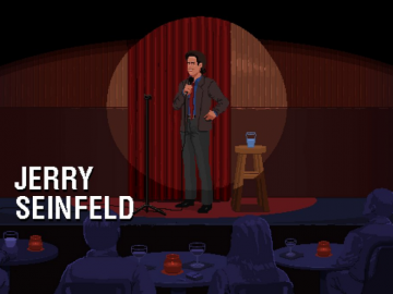 There's Possibly a Seinfeld Game in The Works