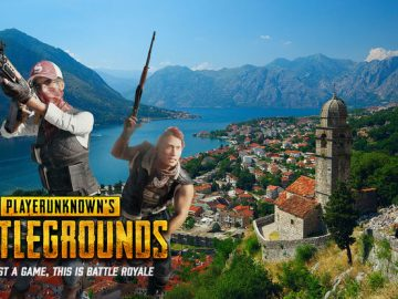 PLAYERUNKNOWN's Third Map Will Be Set In Adriatic