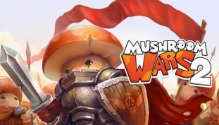 Multiple Award-Winning Strategy 'Mushroom Wars 2' Cooking Up Toadstool Warfare