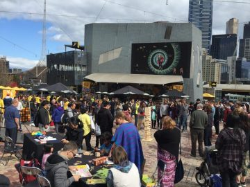 Free To Play: PAX Australia Pops Up at Federation Square