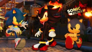Sonic Forces Bonus Edition Content Revealed; Receives November Release Date