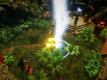 Lush Fantasy RPG Pylon: Rogue is Ready to Spread its Wings