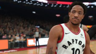 NBA2K18 Impressions—Style Over Substance