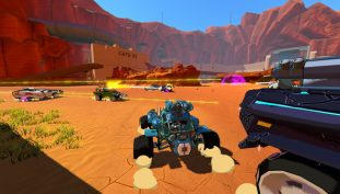 Auto Age: Standoff, The 80s Style Car Combat You've Been Craving