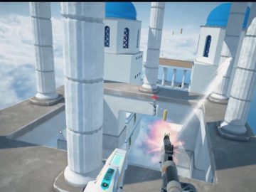 Zero-Gravity FPS Skyfront Floats Onto Steam