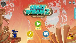 2D Sandbox Platformer Crazy Dreamz: MagiCats Edition Makes Coding A Cinch
