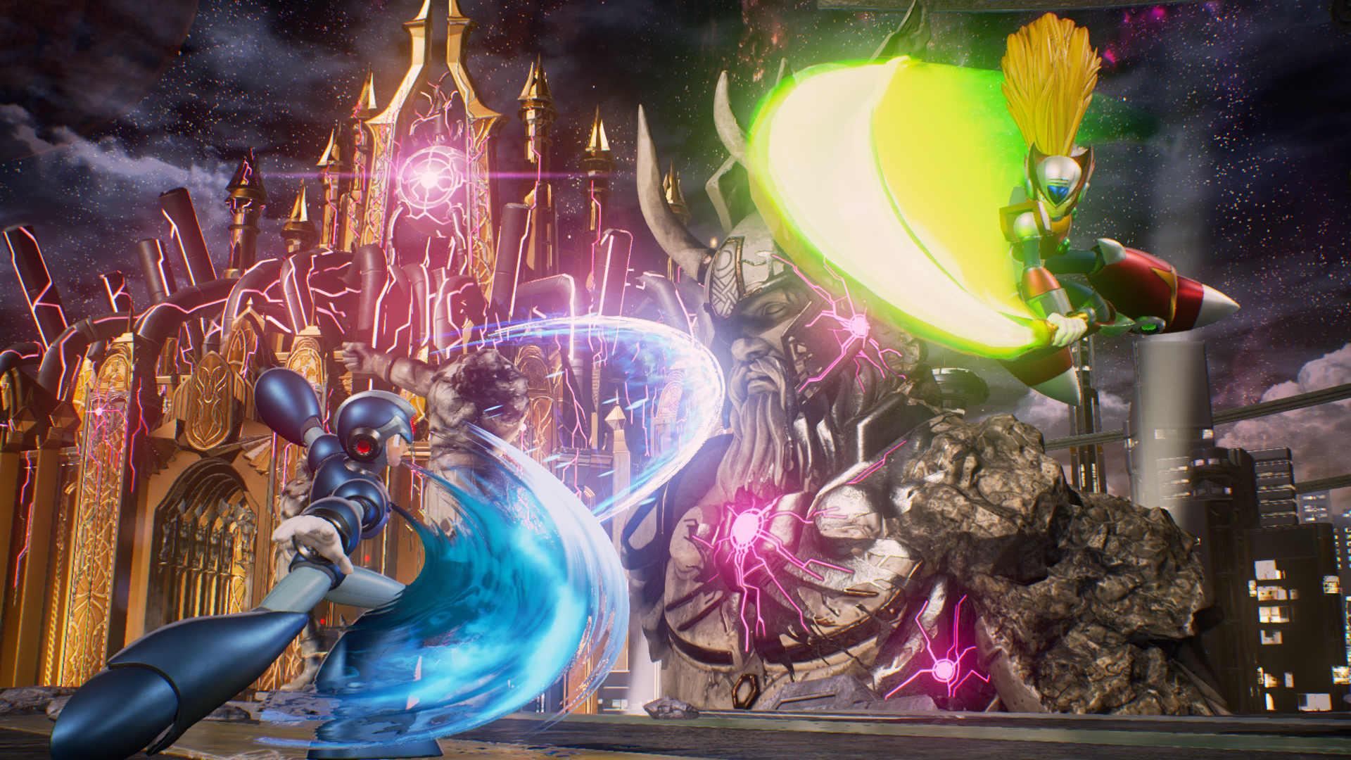 Marvel Vs Capcom Infinite How To Unlock All Stages