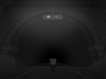 Noir Graphic Adventure 'Bear With Me' is Finally Complete