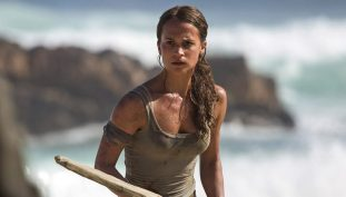 First Tomb Raider Movie Teaser Released