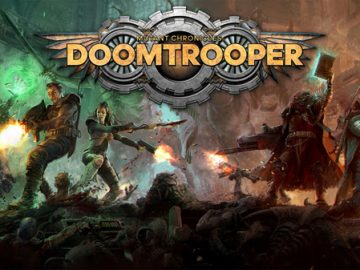 Digital CCG Doomtrooper Secures Kickstarter Funding