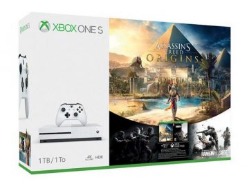 Microsoft Reveals New Assassin's Creed Origins Xbox One S Bundle