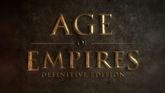 Definitive Edition has been delayed to early 2018 — Age of Empires