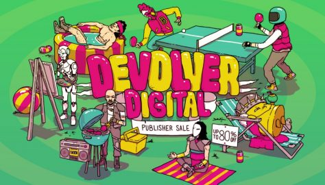 Devolver Digital PlayStation Publisher Sale