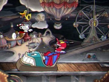 Cuphead: How To Defeat Carnival Kerfuffle | Boss Guide