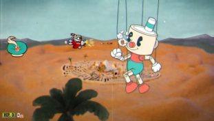 Cuphead: How To Defeat Pyramid Peril | Boss Guide