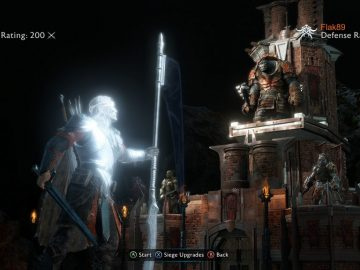 Middle-Earth: Shadow of War – Unlock These Early Skills For A Better In-Game Experience