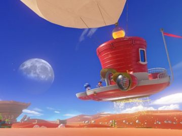 Super Mario Odyssey: Here's What You Unlock For Getting Every Moon | 100% Completion Guide