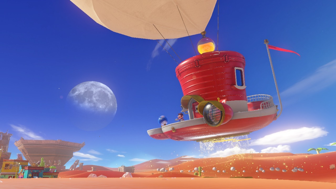 Super Mario Odyssey Here S What You Unlock For Getting Every Moon